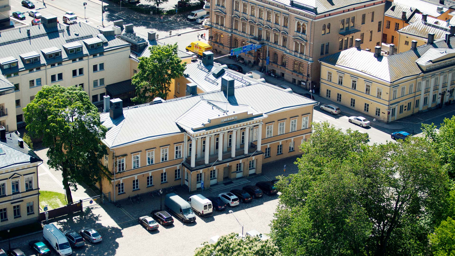 Åbo Akademi huvudbyggnad