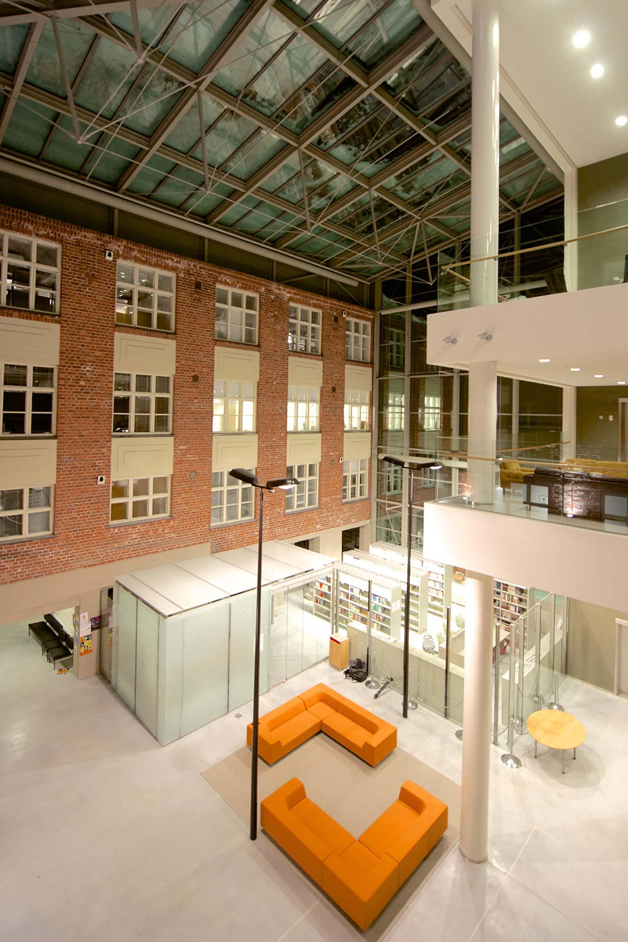 Novia Allegro campus