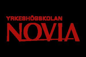 Novia logo red
