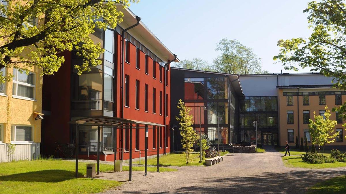 Novia Raseborg campus