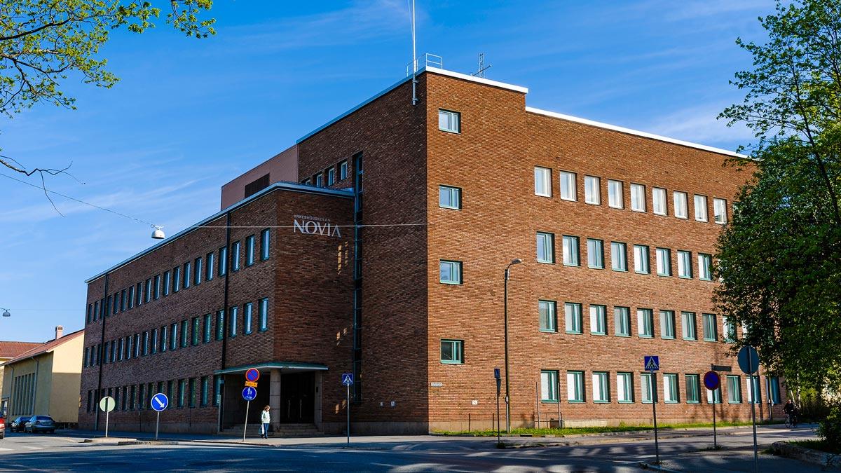 Novia Vasa campus